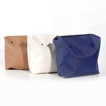 9aae9eab0 Obag accesorios clásico tamaño forro interior bolsillo con cremallera  bolsillo DIY insertar con revestimiento impermeable interno