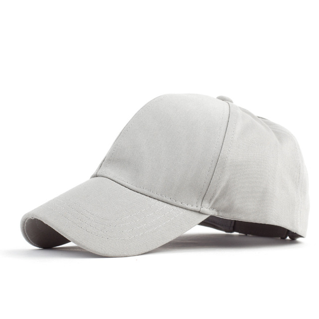 Ponytail Baseball Cap 3