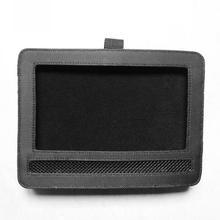 Auto Hoofdsteun Strap Case Bag Hoofdsteun Mount Houder Strap Case Tas Voor Draagbare Dvd Spelers Tabletten Auto 7/9 /10 Inch