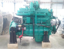 China supplier 110kw weifang Ricardo R6105AZLD 6 cylinder diesel engine for 100KW generator set