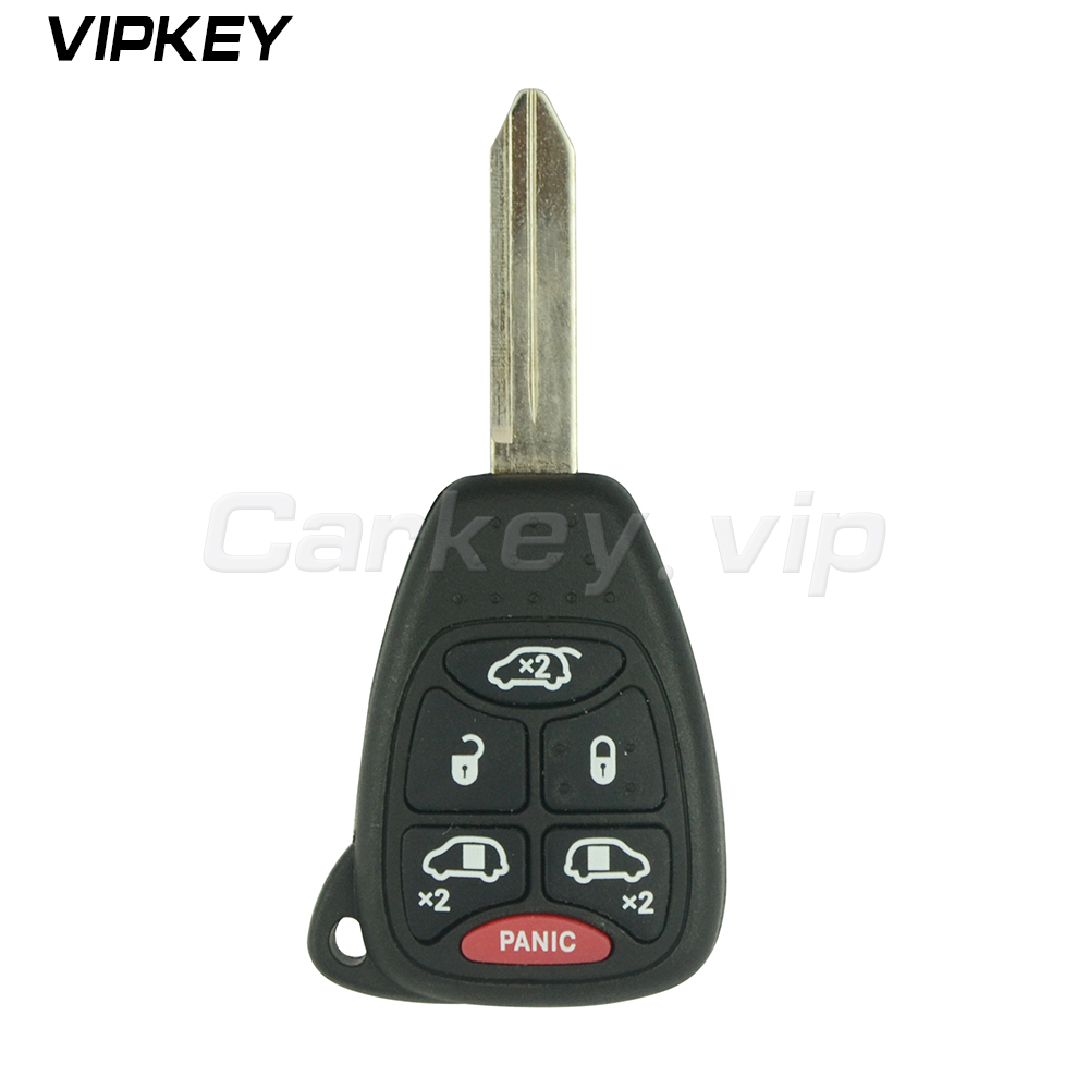 2 For 2004 2005 2006 2007 Chrysler Town and Country Remote Key Fob M3N5WY72XX