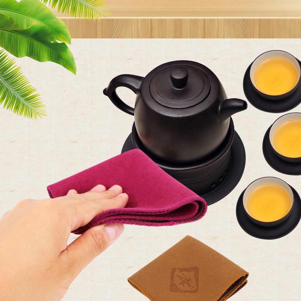 HILIFE чайная посуда льняные столовые приборы кухонные принадлежности чайное полотенце столовые салфетки гаджеты чайные инструменты