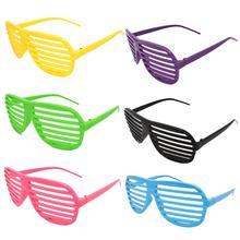 1 шт. узор затвора креативные милые модные очки Рамка маскарад для дня рождения костюм реквизит для фото вечеринок