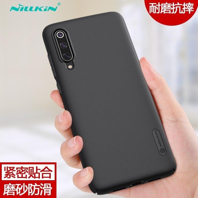 NILLKIN for Xiaomi Mi 9 Case for Xiaomi Mi 9 SE Case Cover Super Frosted Shield Hard PC Back Cover for Xiaomi Mi9 Mi 9 Explorer| |   - title=