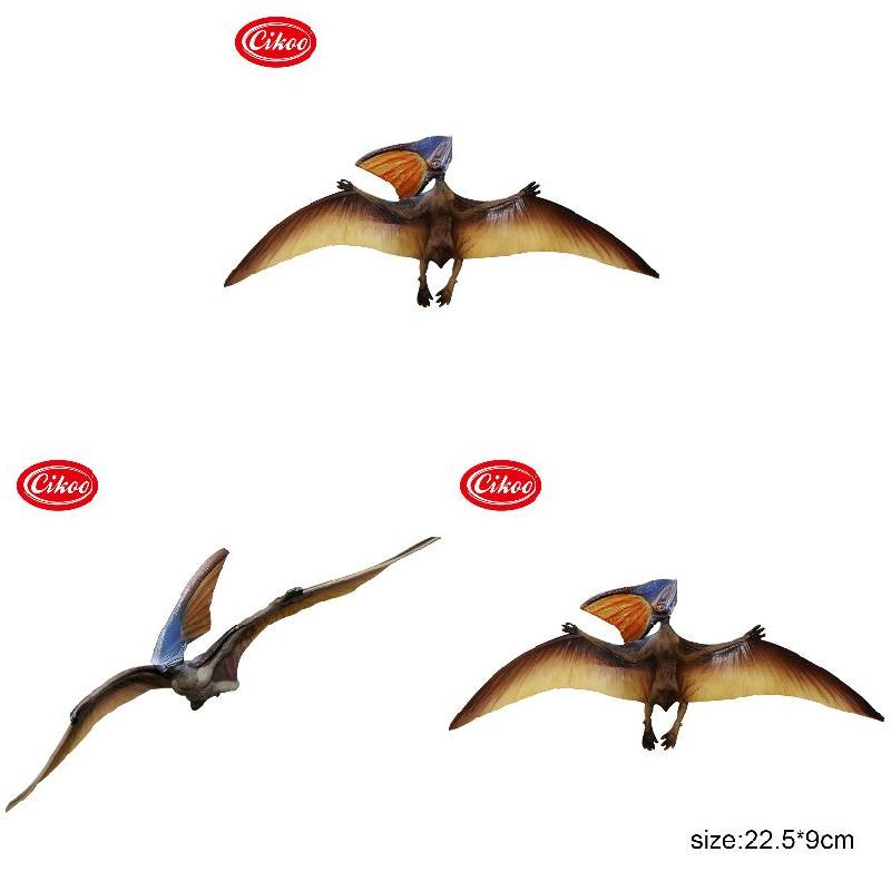 Plastic Dinosaur Pterosaur Figure Toy Model Toys Kids Children Boys Gifts YJS Dropship in Gags Practical Jokes from Toys Hobbies