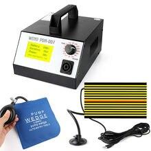 WOYO-007220v для автомобиля, без краски Дент удаления ремонт инструмент электромагнитной индукции всего 30 секунд машина со светодиодный ными огнями