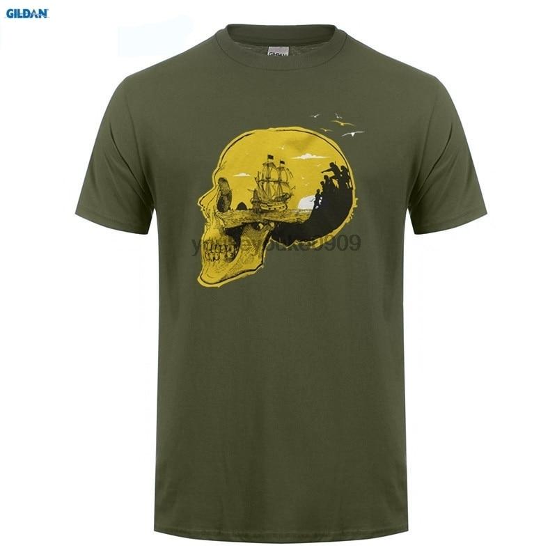 GILDAN  Summer Fashion T Shirt compression The Goonies O-Neck Short-Sleeve Mens Shirts
