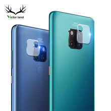 Back Camera Lens screen protector film For Huawei Mate 20 Pro X tempered glass For Honor V9 10 play 6x Note 10 8 V10 9 case skin(China)