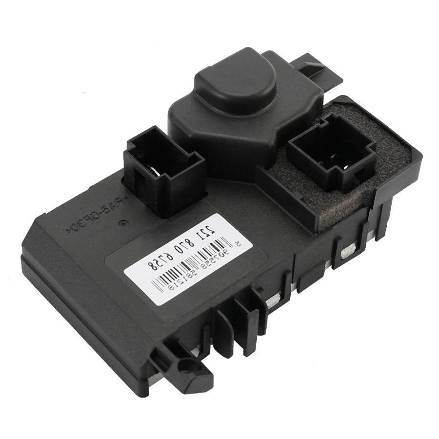 Blower Motor Series Heater Blower Motor Resistor 2218706758 2218200110 For Mercedes Benz S Class W221 S