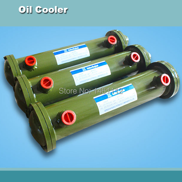Кожух и трубка Гидравлический масляный охладитель теплообменник(или-800
