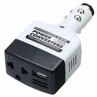 1 stücke DC 12 V/24 V AC 220 V Auto Ladung Power Converter Adapter Ladegerät USB Inverter Auto elektronik Zubehör