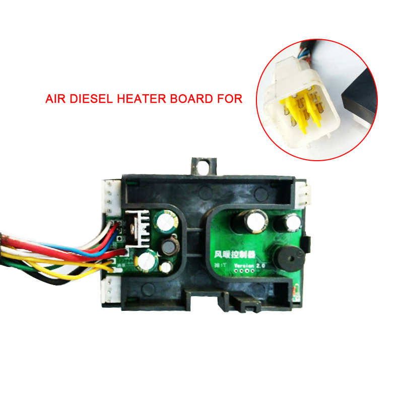 Air Diesel Heater Control Board For 12v 5kw Parking Car