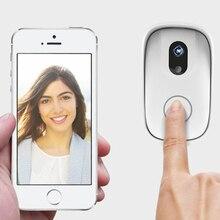 Smart Wireless Door Bell Doorbell Rf Wifi Photographable Door Bell Camera Phone Anti-Theft Alarm Door Bell Home Security Syste