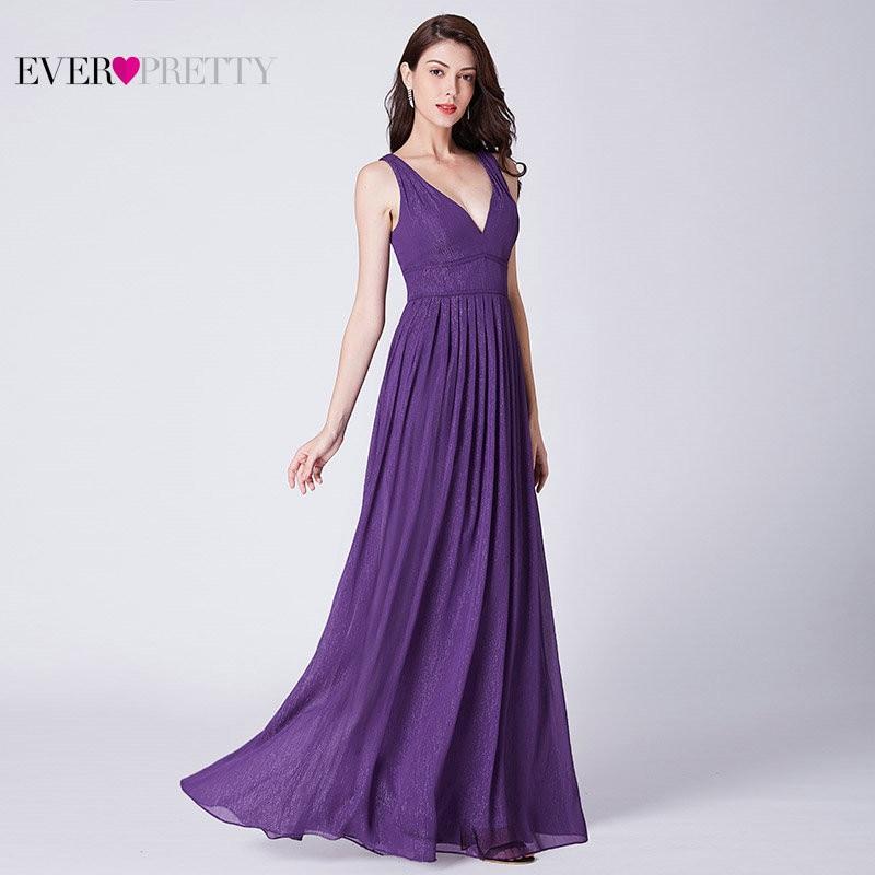 ca959fe714d Для женщин вечернее платье элегантный Eever Довольно Sexy Line Глубокий V  средства ухода за кожей шеи спинки официальная Вечеринка платье для свад.