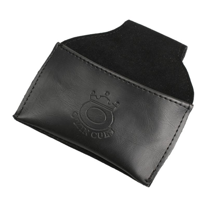 Chalk Pouch Clip Pool Snooker Practical Holder Sports Billiards Case PU Leather Handy Belt Hook Accessories Professional show