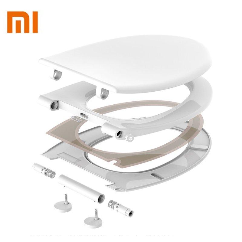 XIAOMI Originais Baleia Bico de Aquecimento Elétrico Quente Assento Do Vaso Sanitário Para Closestool Inteligente de Temperatura NTC Sistema de Controle de Luz Da Noite