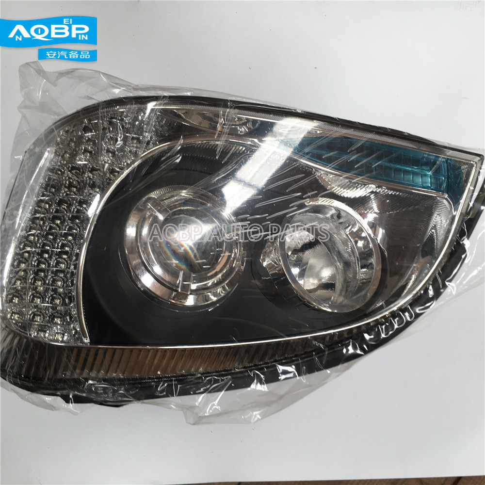 headlight assembly car light 92101 V1030 on the left for JAC refine accessories