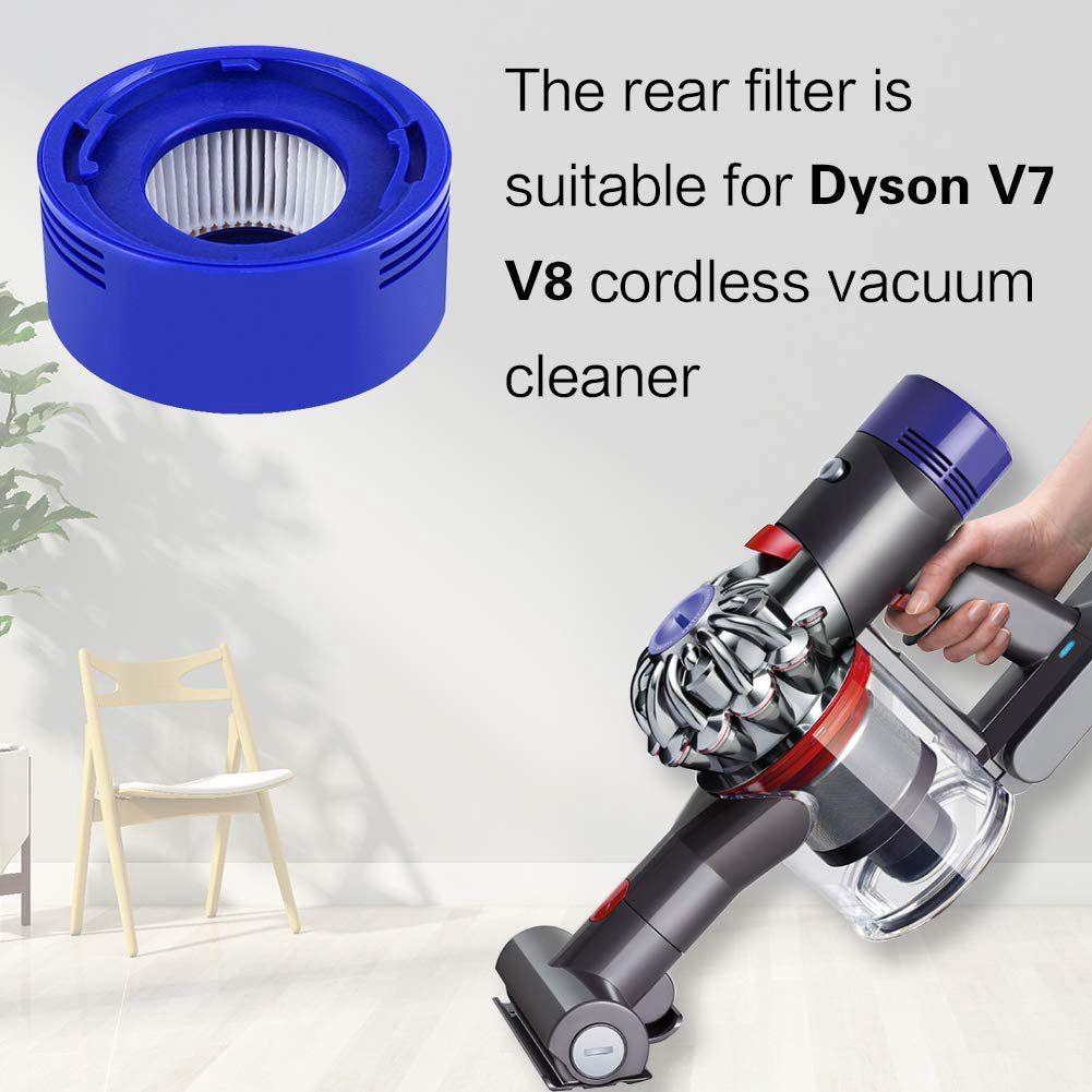 Замена фильтров dyson canister dyson animal