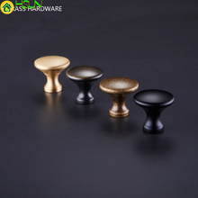 1 PC Gold Door knob Wardrobe Drawer Pulls Kitchen Cabinet Knobs and Handles Fittings for Furniture Handles/ single hole cabinet drawer handles and knob tatami wardrobe hardware pulls retro bird single hole handle and pull pens