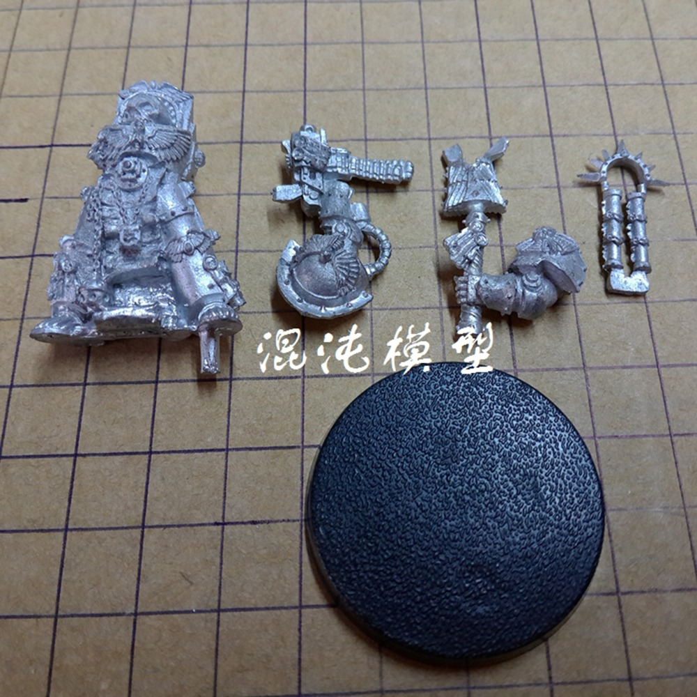 Image 2 - Terminator Chaplain-in Model Building Kits from Toys & Hobbies
