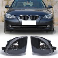 VODOOL Car Front Left Right Fog Light With Bulbs 63177216885 63177216886 For BMW 5 Series F10 F11 Replacement Fog Lamp Styling