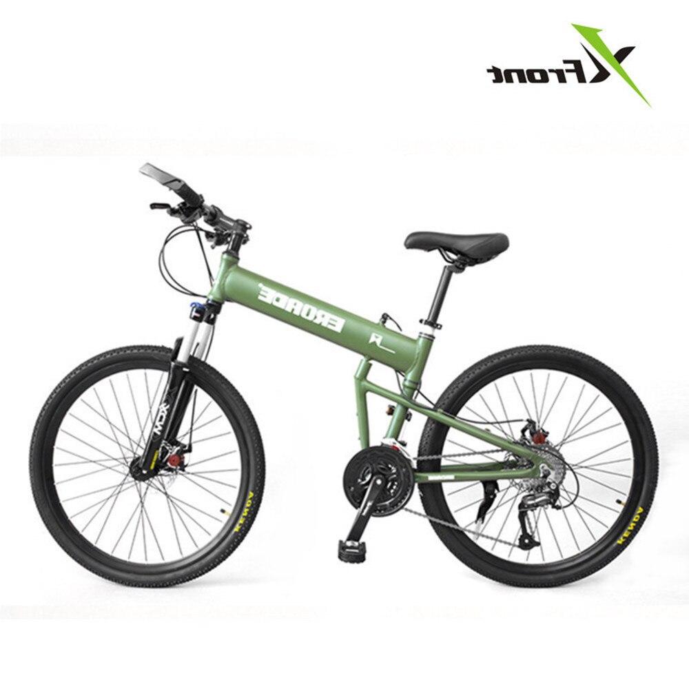 Nouvelle marque VTT 24 26 29 pouces roue en alliage d'aluminium cadre à dégagement rapide amortissement Bicicleta Sports de plein air vtt vélo