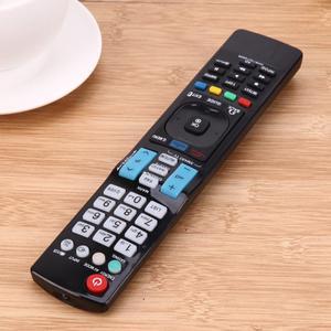 Image 4 - 1pc שלט רחוק החלפה עבור LG AKB73275605 טלוויזיה מרחוק Controllor שחור צורך 2 X AAA סוללות חדש