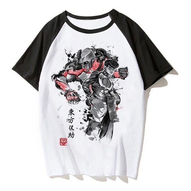 jojo Adventure Anime T Shirt