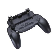 Portable 4 In 1 Multi-Function Game Controller PUBG Mobile Artifact With Non-slip Mat Durable Foldable Game Assistant Gamepad