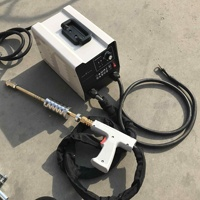 2600AMP Repair Welders Set Welding Equipment 220V Vehicle Panel Spot Puller Dent Spotter Stud Active Portable Spot Welders