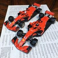 Сплав резины 1:18 моделирование F1 формула гоночный модель бутик модель автомобиля украшения подарок коллекция Бесплатная доставка