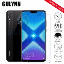 9H Anti-Explosion Tempered Glass for HuaWei Mate 20 X/Lite Screen Protector For Honor 10 9 9i 8X 8C 7A 7C Lite Pro Film