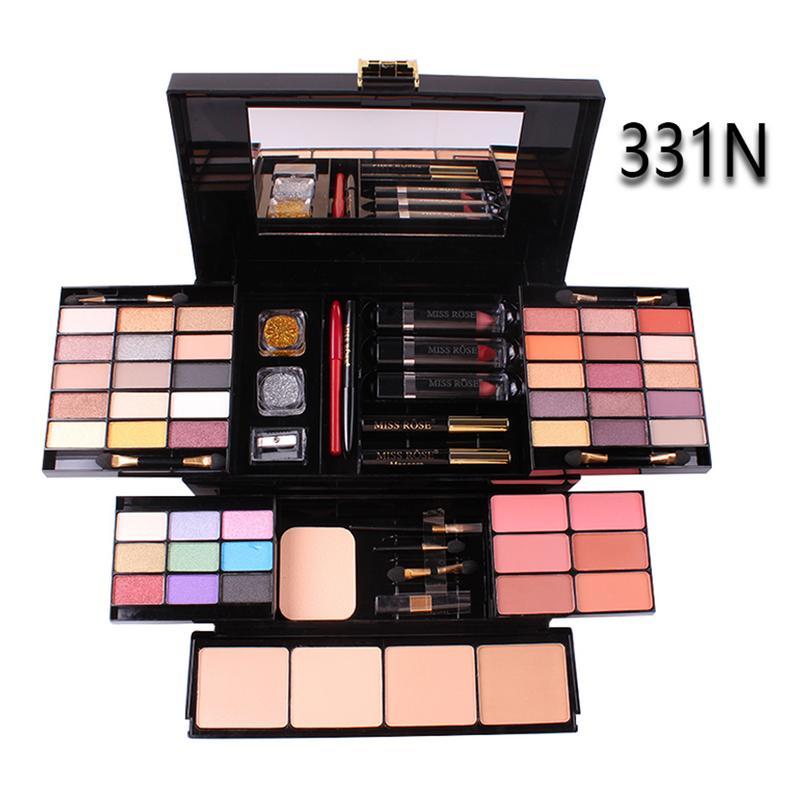 Makeup Set Box Professional 39 Color Make Up Sets Eyeshadow Lip Gloss Foundation Powder Makeup Kit De Maquiagem Cosmetics