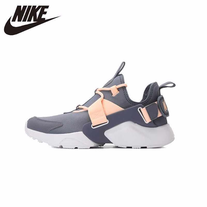 7b4951f08bdd3 Nike Air Huarache City New Arrival Original Women s Breathable Running Shoes  Good Quality Leisure durable Shoes