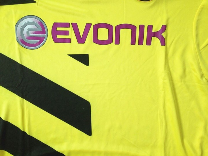 db42af78ac Kits 14 15 Borussia Dortmund camisa de futebol + REUS GUNDOGAN SAHIN ...