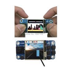 Raspberry Pi gra zero W/2B/3B +/4B 1.54 calowy mini ekran dotykowy LCD