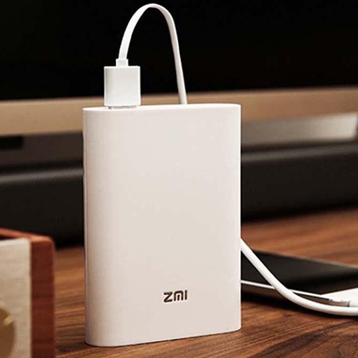 Xiaomi ZMI MF855 4G Wifi routeur 7800 mAh 3G 4G sans fil Wifi répéteur Wifi routeur Mobile Hotspot batterie externe Micro USB
