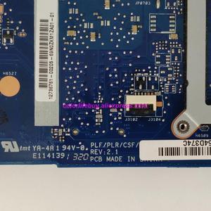 Image 5 - حقيقية H000046240 واط 216 0833000 وحدة معالجة الرسومات MB REV:2.1 اللوحة الأم للكمبيوتر المحمول توشيبا الأقمار الصناعية 17.3 L870 L875 الكمبيوتر المحمول