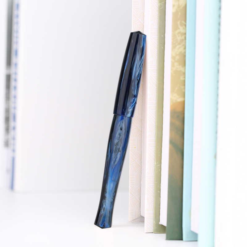 PENBBS 308//266 Acrylic Fountain Pen Smooth Fine 0.5mm Nib Writing Gifts Fashion