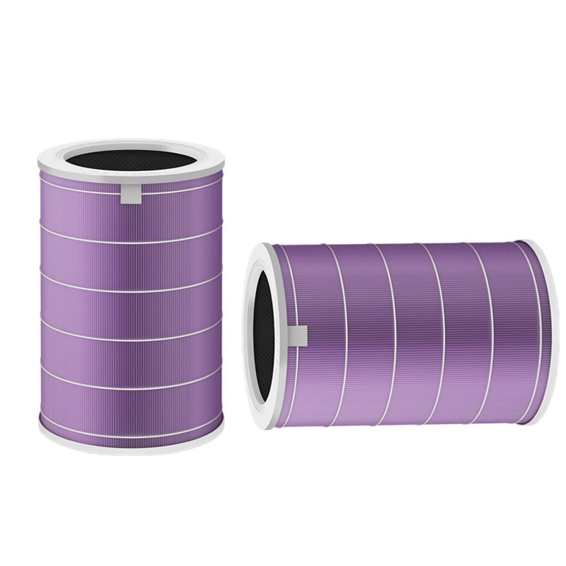 Top vente 1 Pack filtre à Air cartouche élément filtrant pour Xiao mi mi purificateur d'air 1/2/Pro/2 S-in Pièces de purificateur d'air from Appareils ménagers    1