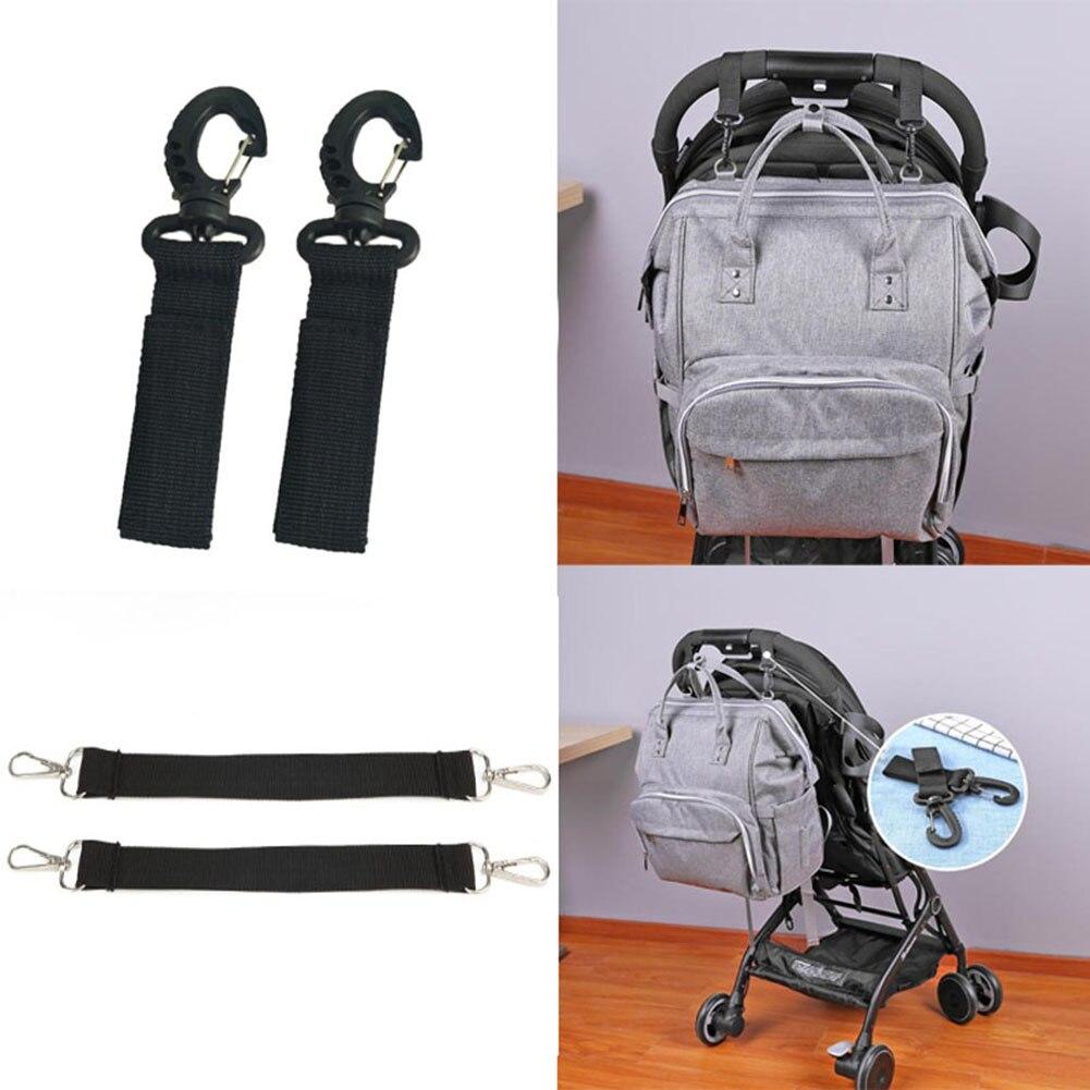 Sporting 2 Teile/satz Rollstuhl Tasche Aufhänger Einkaufstasche Clip Baby Kinderwagen Kinderwagen Haken Zur Verbesserung Der Durchblutung