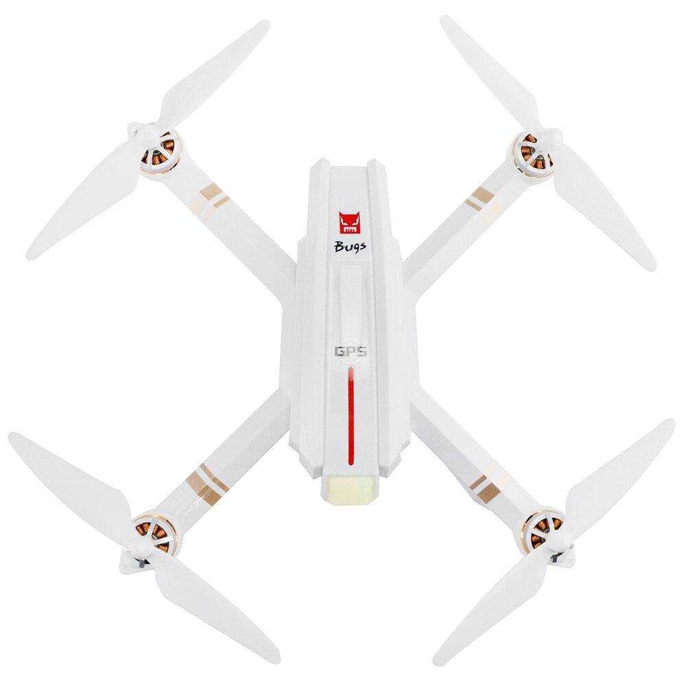 Image 5 - MJX バグ 3 プロ B3PRO RC ドローン Dron 4 チャンネルリモートコントロール Quadcopter ヘリコプター Wifi FPV アプリ制御多機能ドローン -    グループ上の おもちゃ & ホビー からの ラジコン ヘリコプター の中