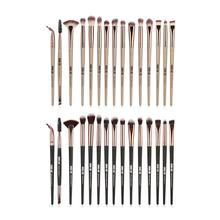 15pcs/Set Nylon Wool Makeup Brushes Lip Eyeshadow Face Beauty Cosmetic Pens