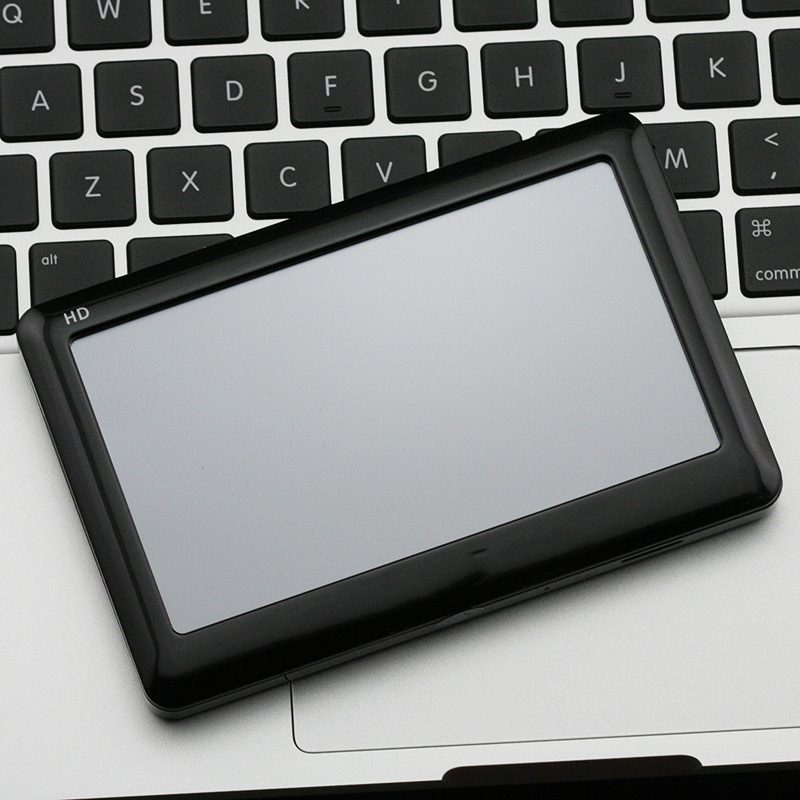 LEORY 8G 5 pouces grand écran MP4 lecteur HD vidéo numérique livre lecture lecteur USB TF carte Support enregistrement TTS