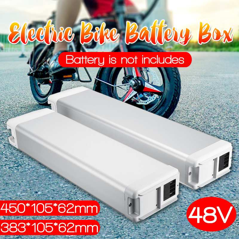 48V 8000mah Electric Bicylce Lithium Battery Storage Box And E bike Down Tube Battery Case