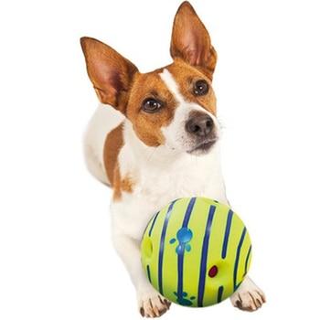 Dog Training Sound Ball Toys
