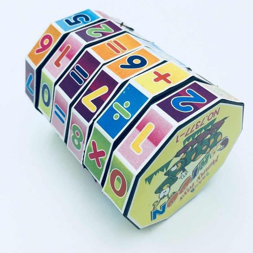 Matematyka Puzzle edukacyjne zabawki dzieci do nauki dodaj odejmuj mnożenie podziel liczby dzieci matematyka gra na prezent zabawka nowość
