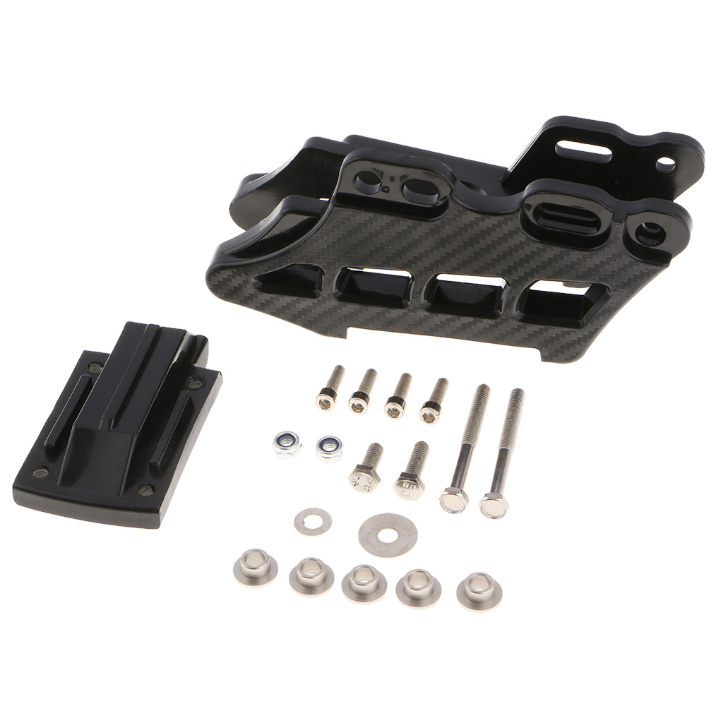Image 3 - Rear Chain Guide/Guard For DirtBike CRF KLX KDX KXF RM RMZ DRZ YZ YZF WRF-in Falling Protection from Automobiles & Motorcycles