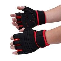 Супер-волоконная ткань Рыболовные Перчатки 1 пара/лот 5 Half-Finger дышащие Нескользящие Взрослые спортивные перчатки для рыбалки катание на лод...