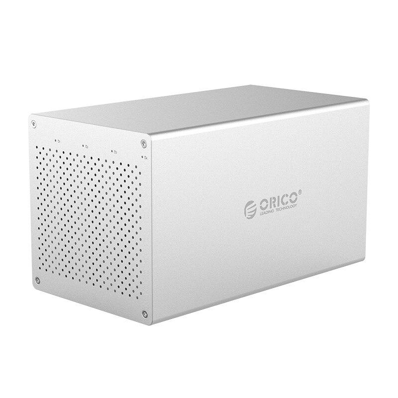 Orico WS400U3 3.5 pouces 4 baies USB 3.0 UASP système de stockage de boîtier de disque dur